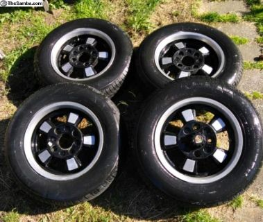 Wheels and Tires Rivieras