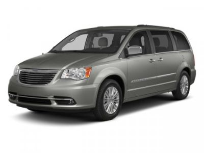 2013 Chrysler Town & Country Touring (Crystal Blue Pearl)