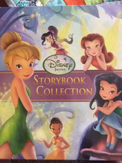 Excellent Condition * Disney Fairies Storybook Collection *