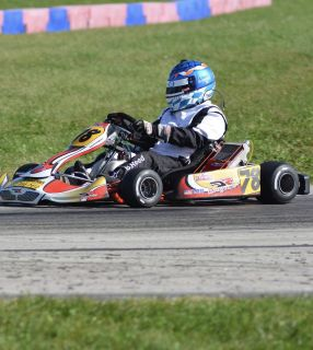 DR Shifter Kart 125 Fisher Honda