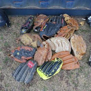 Cheap gloves, cleats, rackets and MORE