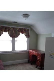Spacious 3rd floor apartment with central air and tons of closets.