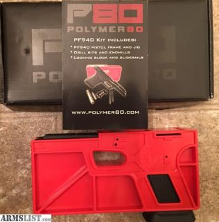 For Sale: Polymer80 Glock 17 Lower