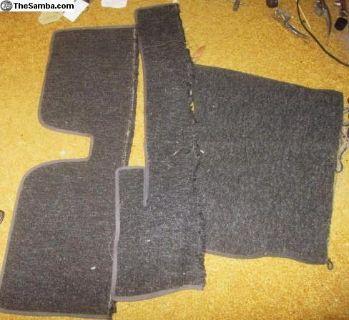 Carpet3PiecesEarly1960-1966:NOS