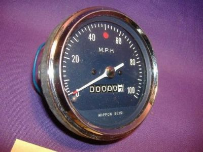 Find NOS OEM Honda CL72 speedo speedometer 37200-273-000 1962-65 Scrambler CL 72 250 motorcycle in Newtonville, Massachusetts, United States, for US $375.00