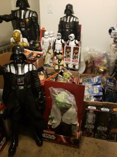 Star Wars Toys & Collectibles