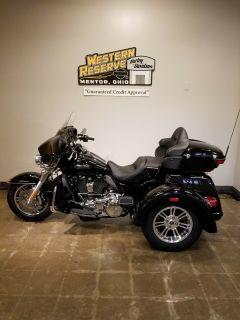 2018 Harley-Davidson Tri Glide Ultra Trikes Mentor, OH