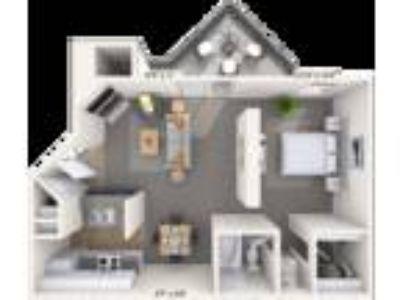 Colonial Village at Grapevine - 11B Floor Plan