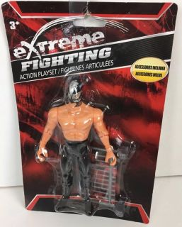 Extreme Fighting Action Figurine NEW