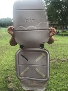 Seat protector (with pockets) by Brica