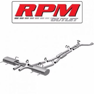 Find MAGNAFLOW STREET CAT BACK EXHAUST 15073 FOR YOUR 2011 CADILLAC CTS 3.6L V6 COUPE motorcycle in Gilbert, Arizona, United States, for US $1,193.63