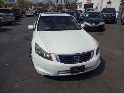 2010 Honda Accord EX-L (Taffeta White)