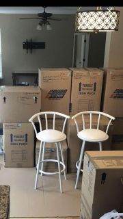 FREE8-10 moving boxes