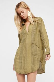 Free People cp shades Teton dress tunic size med retails $148