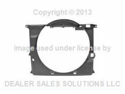 Buy Genuine BMW E36 323 325 M3 Z3 Engine Cooling Fan Shroud NEW OEM motorcycle in Lake Mary, Florida, US, for US $61.89