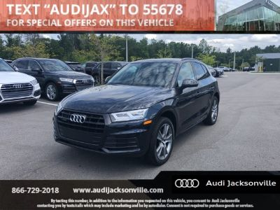 2019 Audi Q5 (Moonlight Blue)