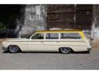 1962 Chevrolet Bel Air 150 210 Biscayne Wagon