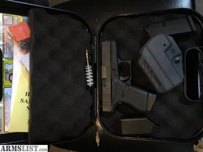 For Sale: Fs / ft glock 43