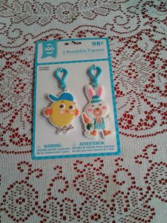 Easter bendable figures 2pk.