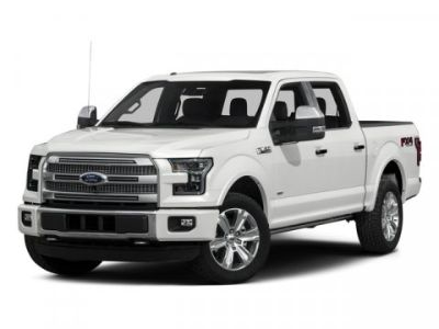 2015 Ford F-150 Platinum (Gray)