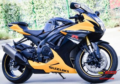 2017 Suzuki GSX-R750 Supersport Houston, TX