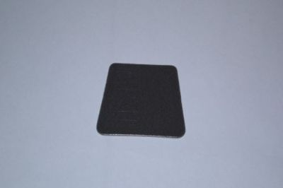 Purchase Porsche 914-6/914/911/912 Rear View Mirror Adhesive Pad Black/Grey Color New motorcycle in Tulsa, Oklahoma, United States, for US $10.00