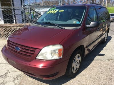 2007 Ford Freestar Wagon 4dr SE *Ltd Avail*