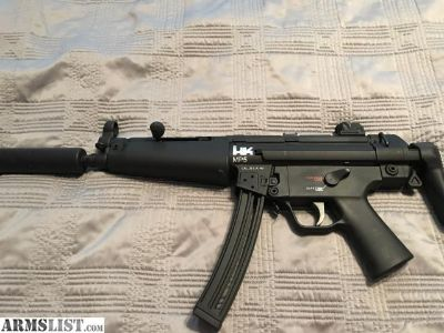 For Sale: H&K MP5