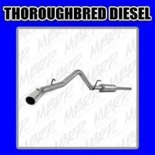Find MBRP Gas Exhaust 09-11 GM 1500 EC/CC (excl 8' bed) Cat Back Single Side S5054al motorcycle in Winchester, Kentucky, US, for US $334.99