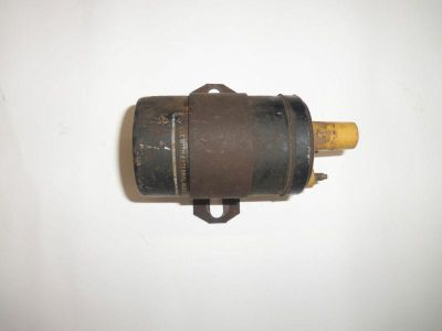 Purchase 62-73 FORD YELLOW TOP IGNITION COIL MUSTANG TORINO MERCURY F150 COBRA JET BOSS motorcycle in Tipp City, Ohio, US, for US $35.00