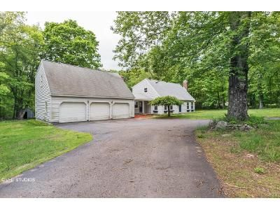 3 Bed 2 Bath Foreclosure Property in Salem, CT 06420 - Round Hill Rd