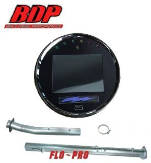 """Buy Tbolt Guage DPF EGR Delete Tuner with 4"""" Flo Pro Delete Pipe 2008-16 Powerstroke motorcycle in Monticello, Georgia, United States, for US $1,438.00"""