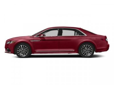 2018 Lincoln Continental Select (Ruby Red Metallic Tinted Clearcoat)