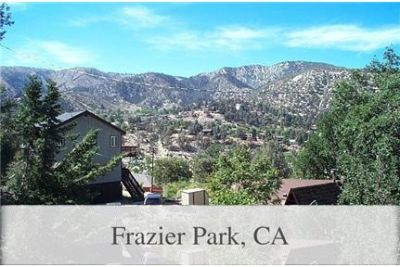 Outstanding Opportunity To Live At The Frazier Park City Club