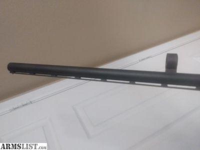 "For Trade: Remington 870 26"" ventrib barrel like new"