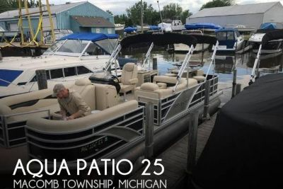 2016 Aqua Patio 259 CBD