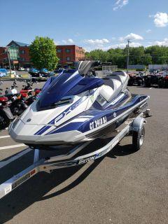 2017 Yamaha FX LTD SVHO Watercraft Danbury, CT