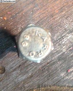 6mm KARRO BOLTS