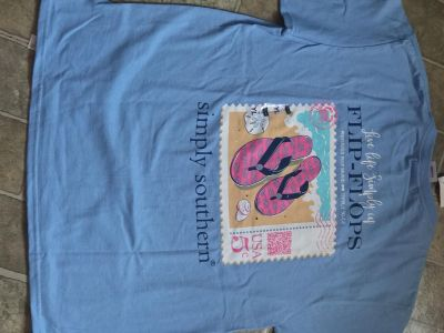 Simple southern T-shirt