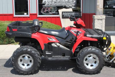 2008 Polaris Sportsman 700 EFI X2 ATV Utility Janesville, WI
