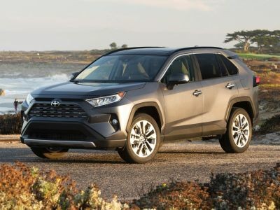 2019 Toyota RAV4 Limited (Magnetic Gray Metallic)