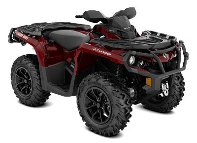 2018 Can-Am Outlander XT 650 Utility ATVs Barre, MA