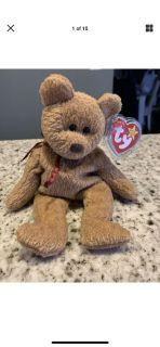 Ty Beanie baby Curly