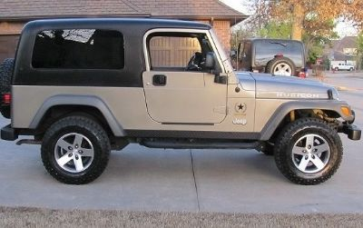 Perfect Condition 2005 Jeep Wrangler Rubicon
