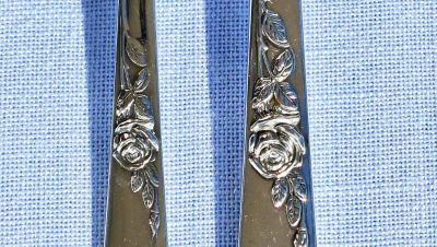REED & BARTON CLASSIC ROSE STERLING SILVERWARE