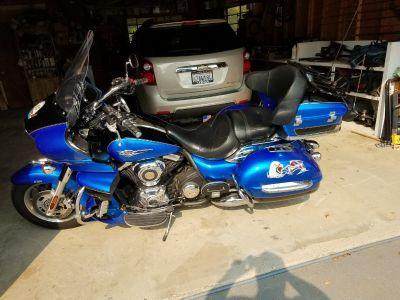 2009 Kawasaki VOYAGER ABS