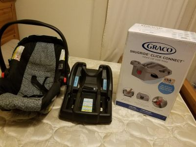 Carseat and bases