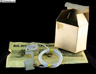 Electric 12V Hoodlock