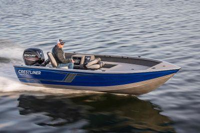 2017 Crestliner 1650 Pro Tiller Jon Boats Kaukauna, WI