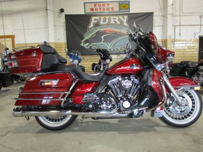 2009 Harley-Davidson Ultra Classic Electra Glide Touring Motorcycles South Saint Paul, MN